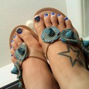 base color= Baker street by nails inc.