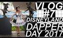 DAPPER DAY & CARTHAY CIRCLE   vlog #7