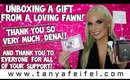 Another Gift From A Fawn??!? | I Love You Guys! | Tanya Feifel-Rhodes