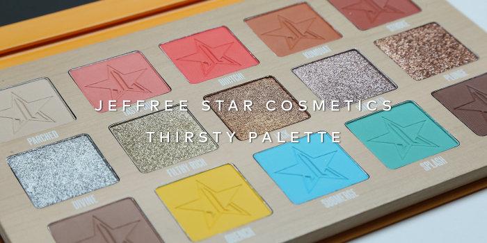 Shop Jeffree Star Cosmetics Thirsty Eyeshadow Palette on Beautylish.com