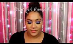 Electric Feel l Make-up Tutorial ♡ Mimi La Tigresse