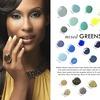 """Green"" IBD Beauty 2013 Campaign"