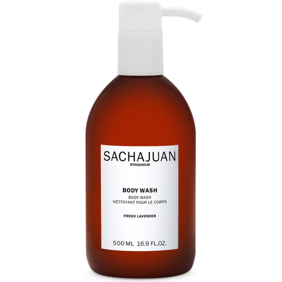SACHAJUAN Body Wash alternative view 1 - product swatch.