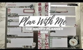 Plan With Me | Mini Happy Planner