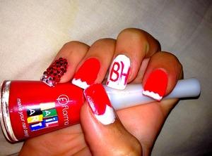 National day <3 left hand !  Bahrain