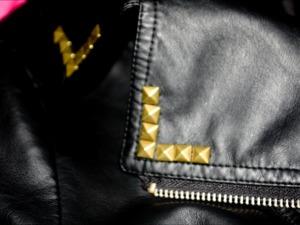 DIY Studded Jacket Tips  http://www.youtube.com/watch?v=XQ_WXXXO1rE&context=C37c16dcADOEgsToPDskL5stW8JqiHz4sXb7QbqCvl