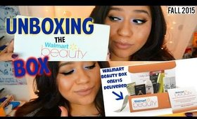 Walmart Beauty Box Unboxing Fall Edition
