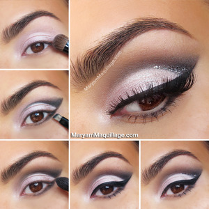 Details: http://www.maryammaquillage.com/2013/09/sweet-n-edgy-fall-look-makeup.html