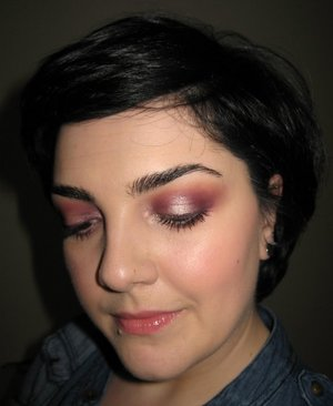 My first attempt to halo eyes ;)