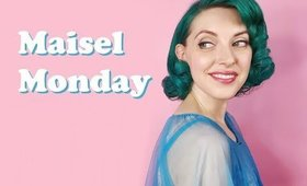 MAISEL MONDAY! | 1950s Makeup Look Inspired by Midge Maisel