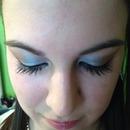 Blue Brown Shimmer