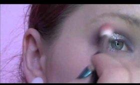 Halloween Series: Dramatic Marie Antoinette Makeup Tutorial