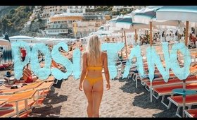 What $700 A Night Gets You In Positano! Italy's Amalfi Coast