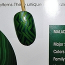 The Look Of Malachite With Out The Cost For The Real Thing!