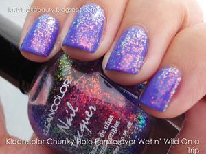 http://ladyluckbeauty.blogspot.com/2012/03/chunky-holo-purple-on-trip.html