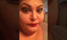 Sharon's glitters and JD glow cosmetics