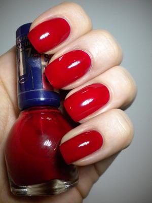 http://missbeautyaddict.blogspot.com/2012/03/31-day-challenge-red-nails-miss-sporty.html