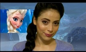 Disney's Frozen: Elsa Makeup Tutorial