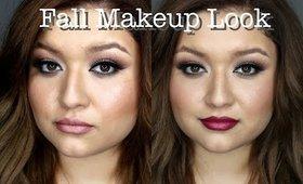 Fall Makeup Look♡