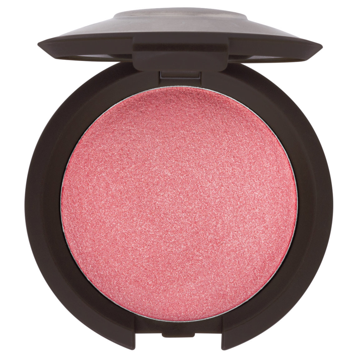 BECCA Luminous Blush Camellia product swatch.