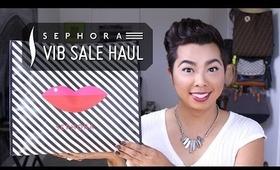 Sephora VIB Sale Haul 2013  |  ReeseIsWeird