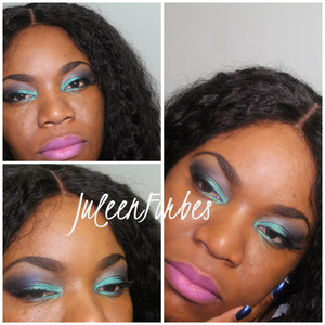 Watch the video to get the look.