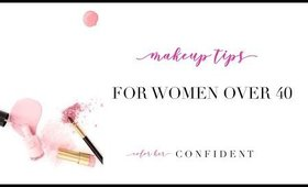 Simple Makeup Tips To Look Younger For Women Over 40