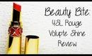 Beauty Bite | YSL Rouge Volupte Shine Lipstick Review