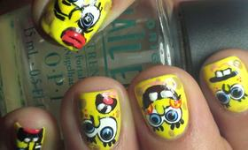 SPONGEBOB NAILS