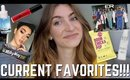 MY CURRENT FAVORITES | Beauty, TV + FOOD