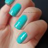 Glitter Mint Gradient