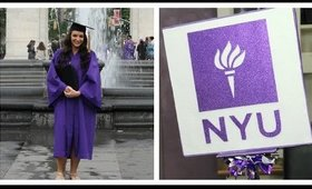 College Q&A   NYU, Experience, Major, Tuition, & More! ♥
