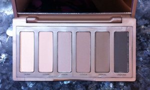 I just got this palette from Ulta! It has cooler tone shades then the first Naked Basics Palette.