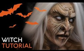 Witch | Cristress of the Dark | FX Makeup Tutorial