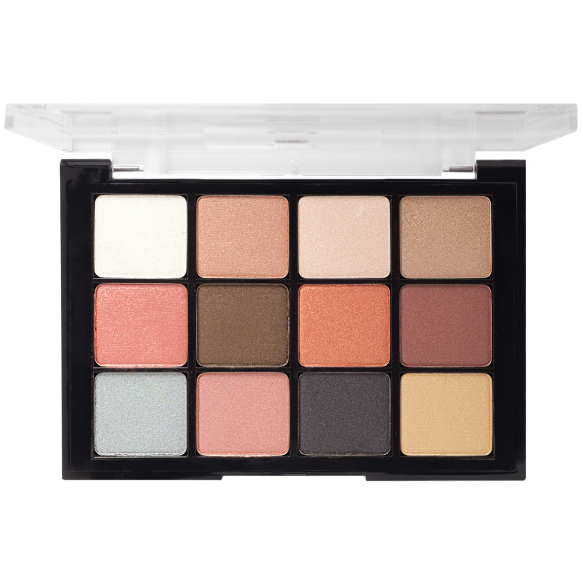 Viseart Eye Shadow Palette 5 Sultry Muse product smear.