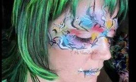 Graffiti Eyes II