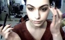 Claudia Lynx's signature eye Look