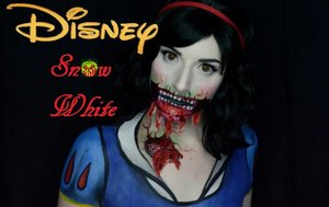 Here's what really happened when snow white bit that poison apple! Zombies of Disney tells the true story of what happens to the Princess'. Please like / share / favourite / subscribe! https://youtu.be/8w0YqLrbrj0