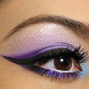 Purples & Hint of Blue