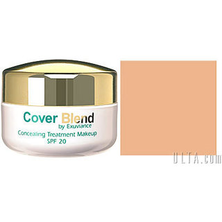 Cover Blend Concealing Treatment Makeup