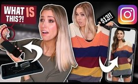I Bought the First 5 Things INSTAGRAM RECOMMENDED & TESTED for 5 MONTHS!