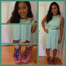 OOTD- Bridal Shower