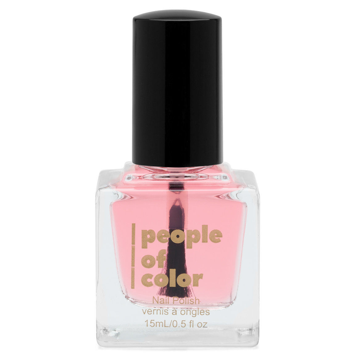 People of Color Beauty Top Coat alternative view 1 - product swatch.