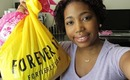 Clothing Haul - Forever 21, Wet Seal, Love Culture & CR