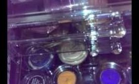 Affordable acrylic makeup storage cases