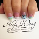 Kitty Cat Nails by Tiffany