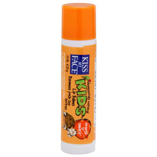 Kiss My Face Orange U Smart Lip Balm