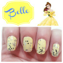 Belle Inspired Nails