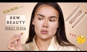 KKW Beauty Contour Kit FIRST IMPRESSION & HONEST Review  | Maryam Maquillage