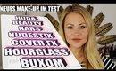 Neues Make-up 😍 im Test | Erster Eindruck Top oder Flop?🤔 Huda Beauty, Nars, Buxom, Cover FX